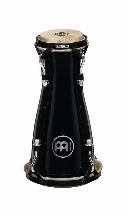 Meinl Premium Fiberglass Black 5-1/4 in. x 8 in. Bata Drum
