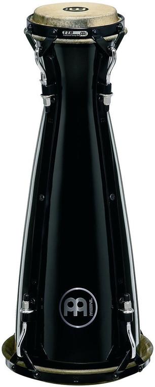 Meinl Premium Fiberglass Black 5 3/4 in. x 8 3/4 in Bata Drum