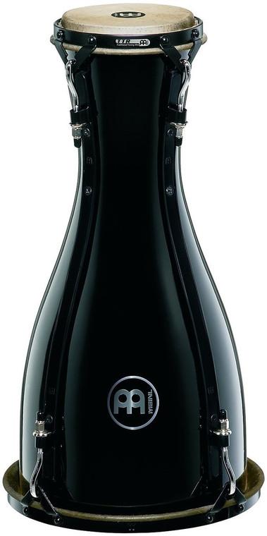 Meinl Premium Fiberglass Black 6 3/4 in. x 12 in. Bata Drum