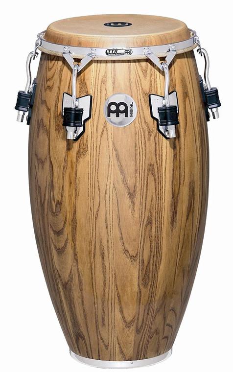 "Meinl Woodcraft Series 11 3/4"" Conga Zebra Finished Ash"