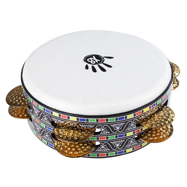 X8 Drums Tunable Deep Shell Riq