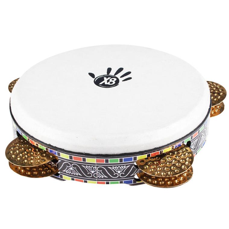 X8 Drums Mosaic Tunable Riq