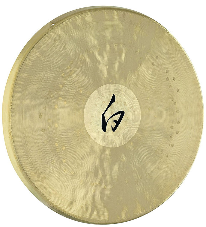 """Meinl Sonic Energy WG-145 14.5"""" White Gong with Beater"""