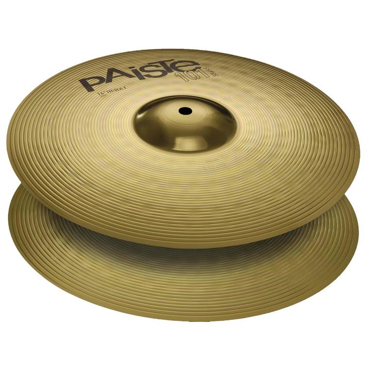 Paiste 101 Brass Hi-Hat, 14 in.