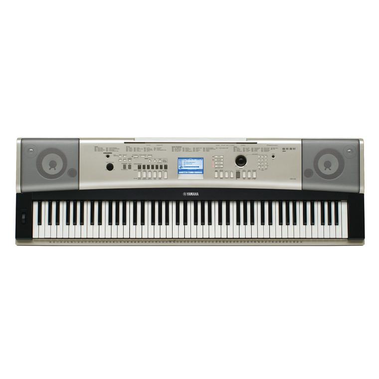 YPG 535 Yamaha Keyboard 88 Key W/Stand