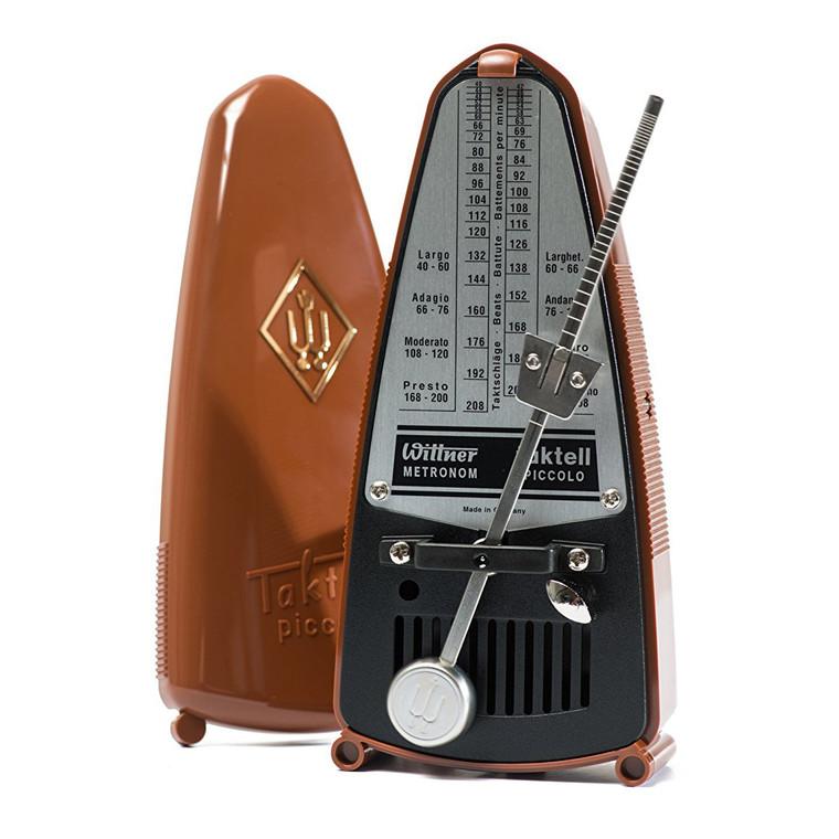Wittner 831 Metronome Taktell Piccolo, Mahogany-Brown