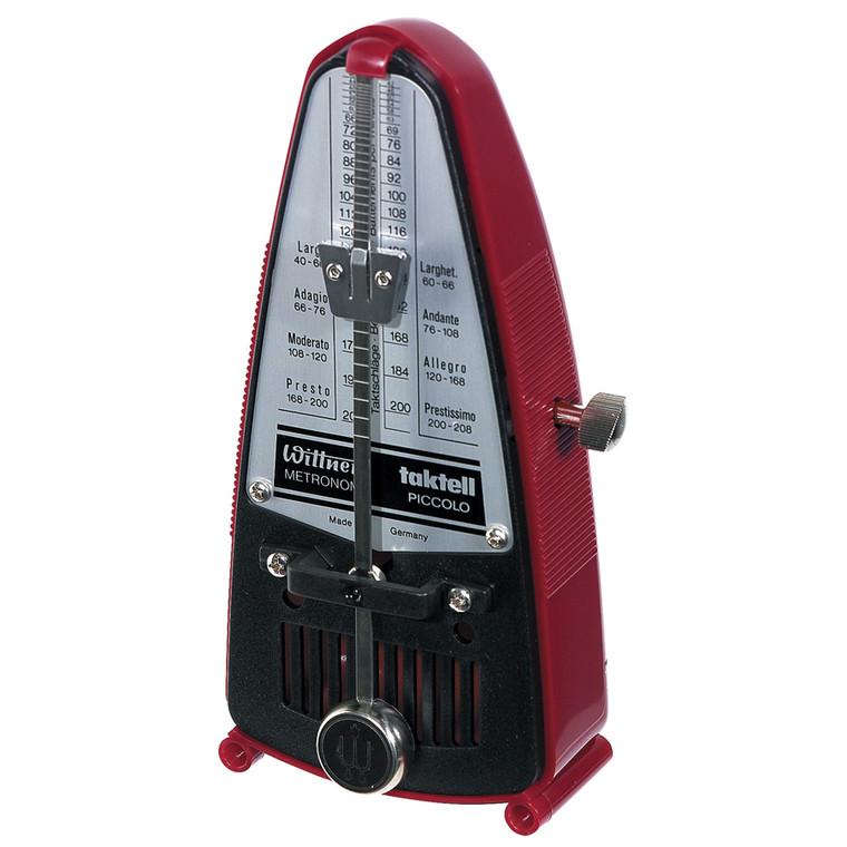 Wittner 834 Metronome Taktell Piccolo, Ruby