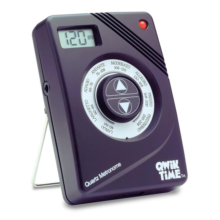 Qwik Tune QT3 Quartz Metronome