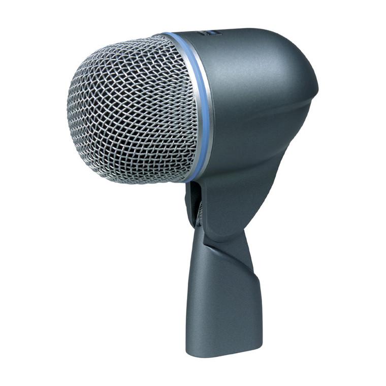 Shure BETA 52A Supercardioid Dynamic Kick Drum Microphone