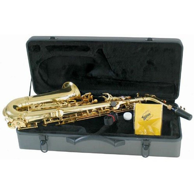 Lauren Eb Brass Alto Saxophone