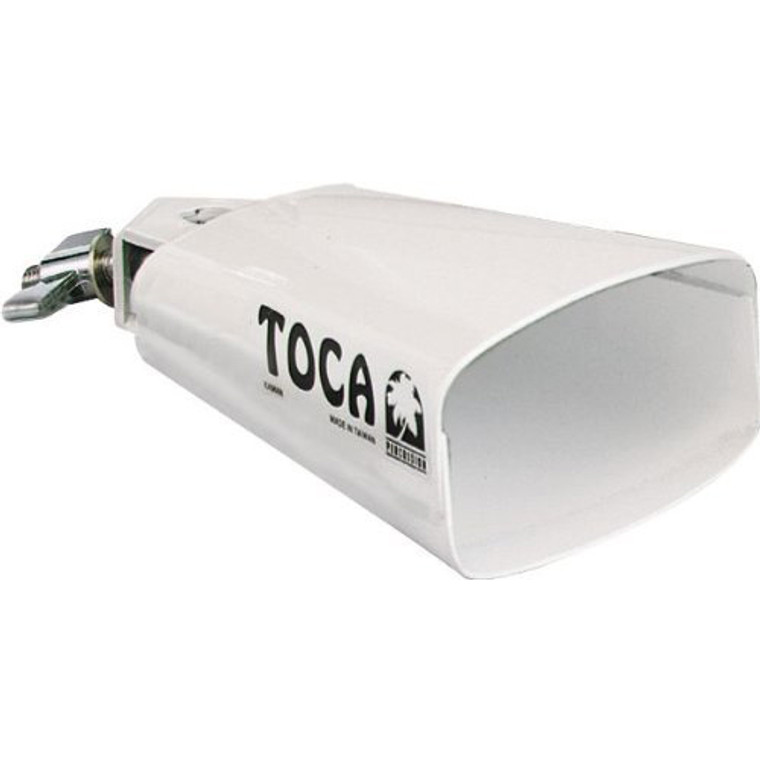 Toca 4427-T Contemporary Series Cowbell, Mambo - White
