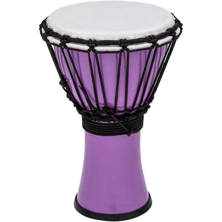 Toca Freestyle ColorSound Djembe, Pastel Purple