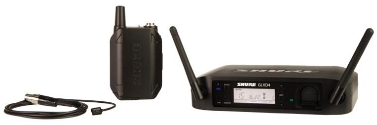 Shure GLXD14/93-Z2 Lavalier Wireless System