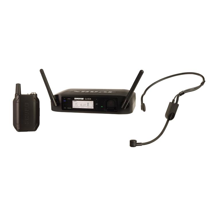 Shure GLXD14/PGA31-Z2 Headworn Wireless System