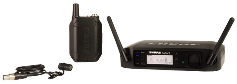 Shure GLXD14/85-Z2 Lavalier Wireless System