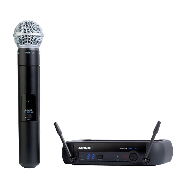 Shure PGXD24/SM58 Handheld Wireless System