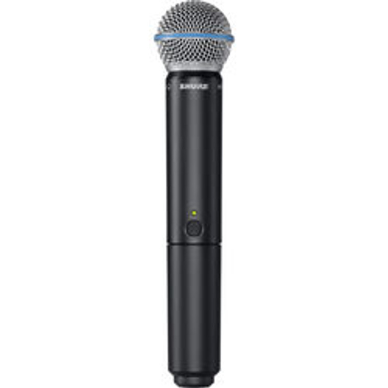 Shure BLX2-B58-H9 Handheld Wireless Microphone Transmitter