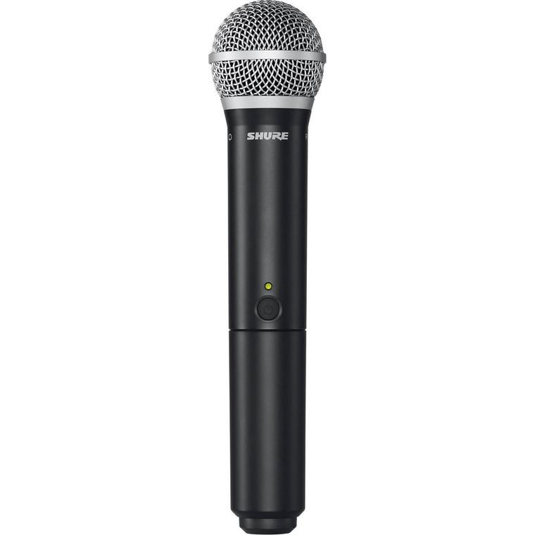 Shure BLX2-PG58-H9 Handheld Wireless Microphone Transmitter