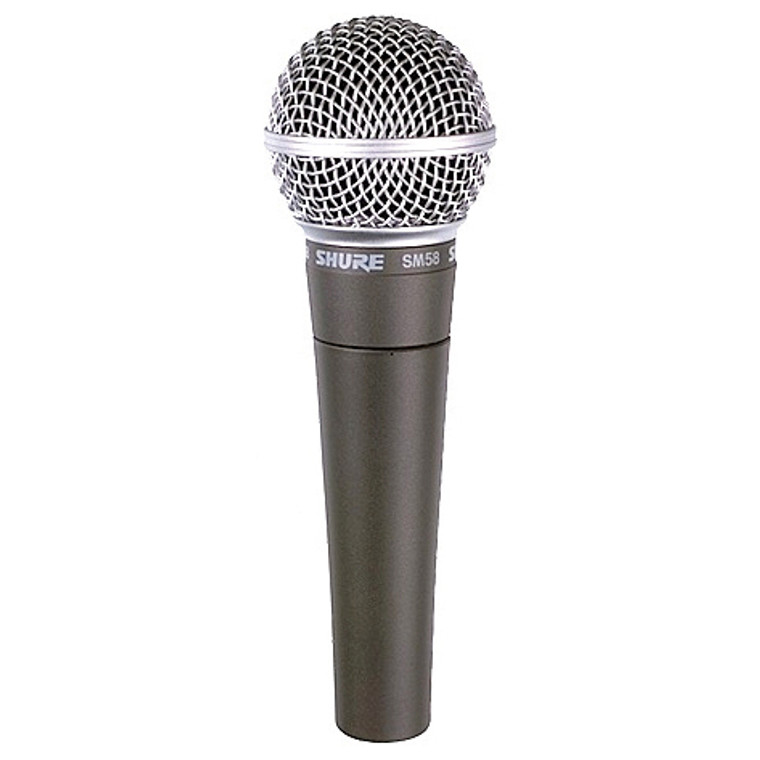 Shure SM58LC Dynamic Vocal Microphone