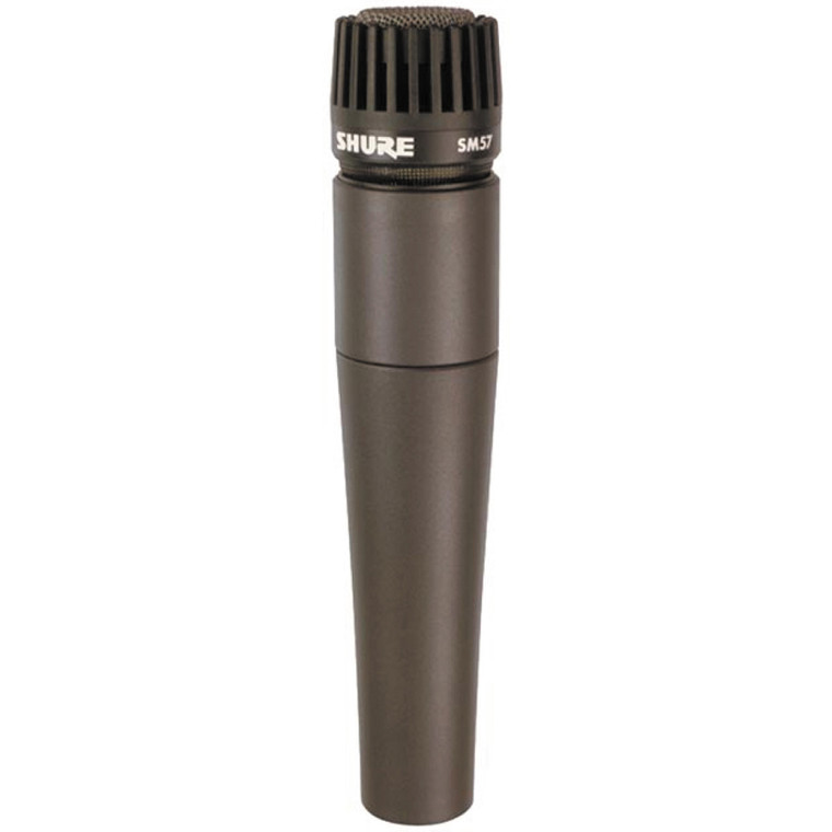 Shure SM57LC Dynamic Vocal Microphone