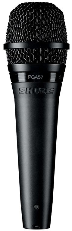 Shure PGA57-XLR Dynamic Instrument Microphone