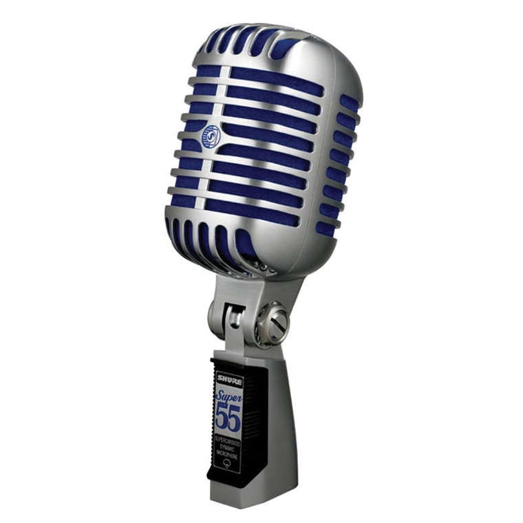 Shure SUPER55 Deluxe Vocal Microphone