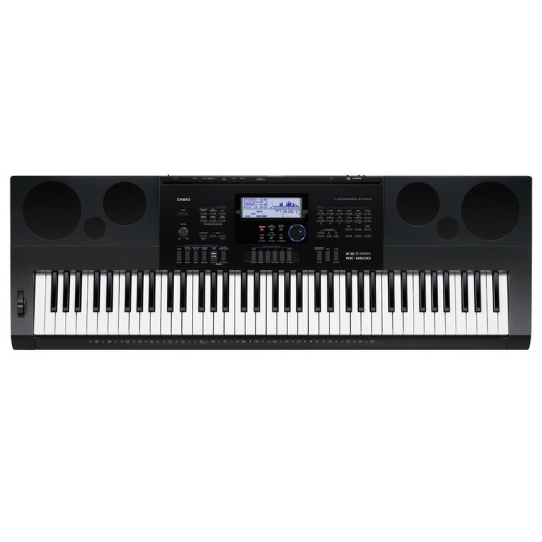 Casio WK6600 76-Key Workstation Keyboard