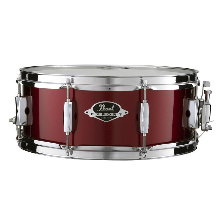 Pearl Export Series 14 x 5.5 Snare Drum in (#91) Red Wine