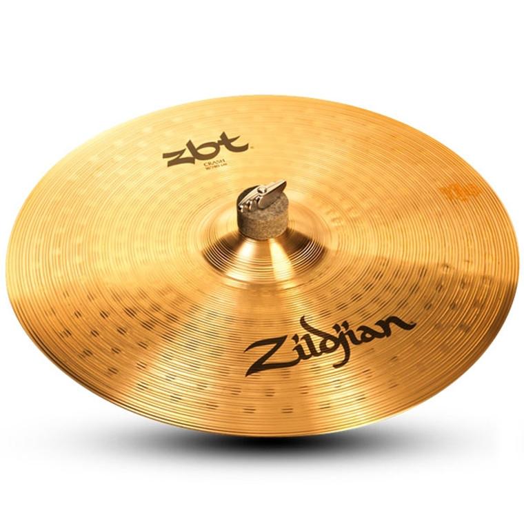 Zildjian 18 inch ZBT Crash Cymbal - OPEN BOX