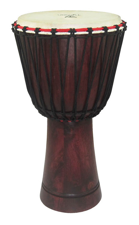 Tycoon Staved Rope-Tuned Djembe