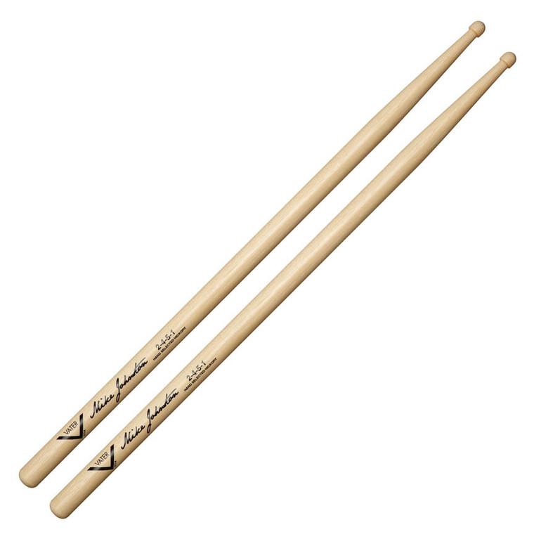 Vater Mike Johnston 2451 Hickory Drum Sticks