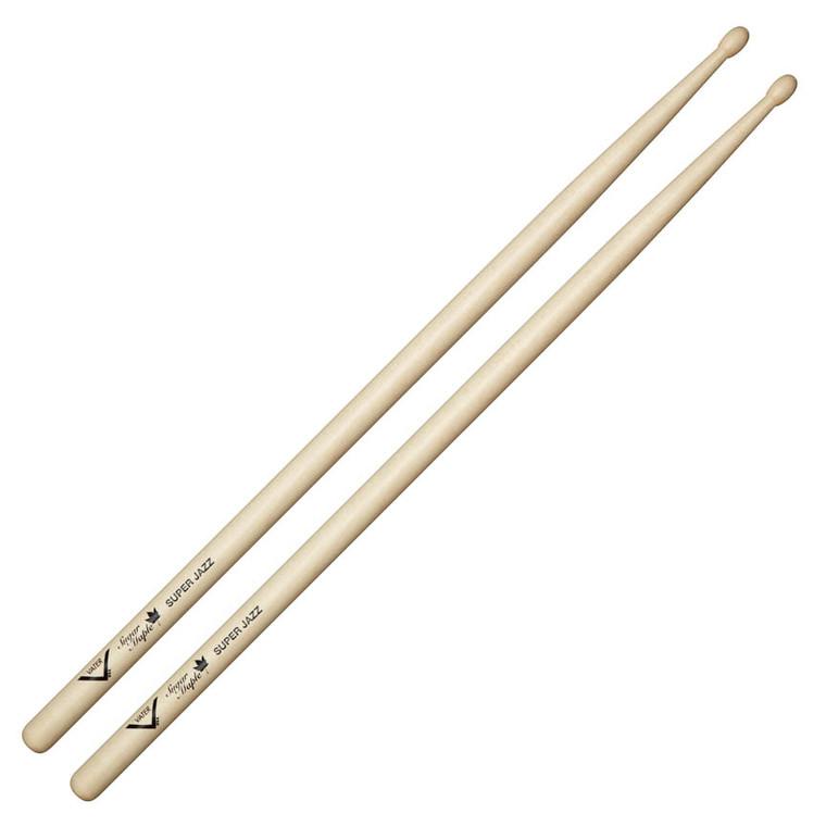 Vater Sugar Maple Super Jazz Drum Sticks