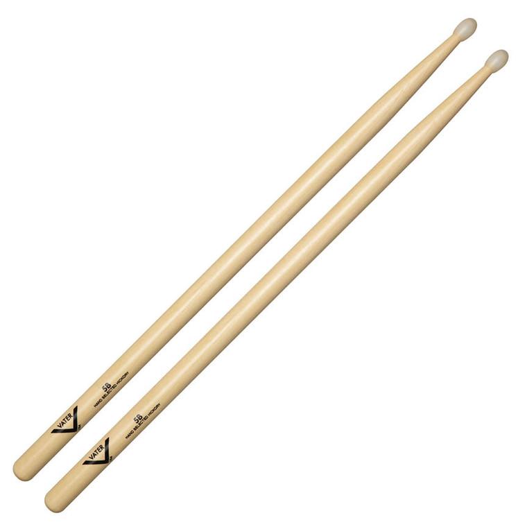 Vater 5B Nylon Tip Drum Stick