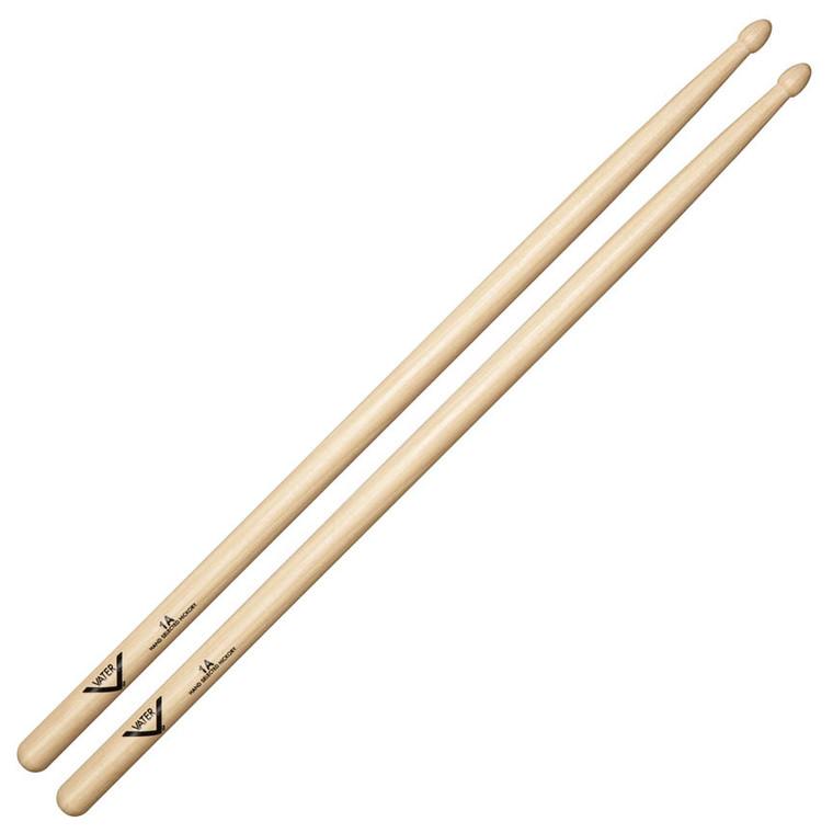 Vater 1A Wood Drum Sticks Model VH1AW/VH1AN