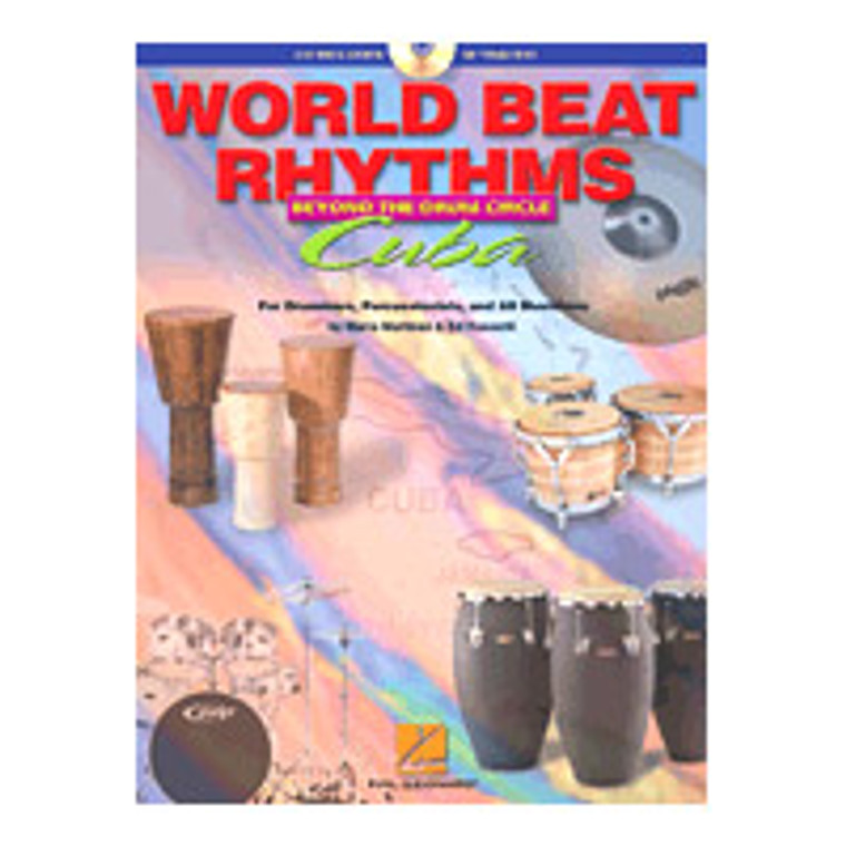 World Beat Rhythms: Beyond the Drum Circle - Cuba, Book/CD