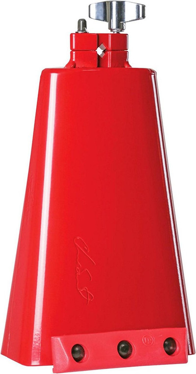 LP Chad Smith Signature Ridge Rider Red Hot Bell Cowbell (LP008CS)