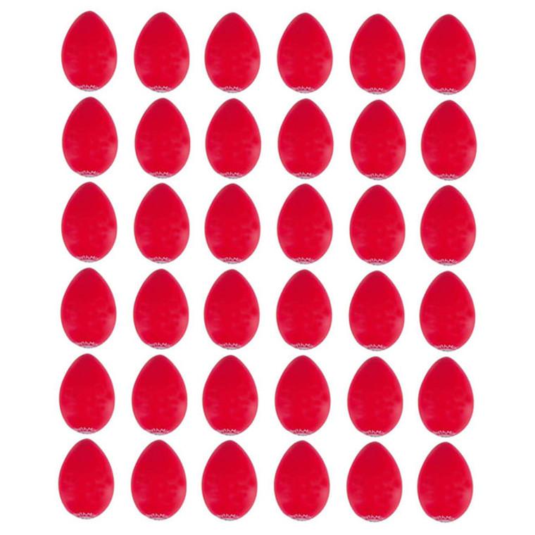 LP Egg Shakers 36 Cherry (LP001-CH)