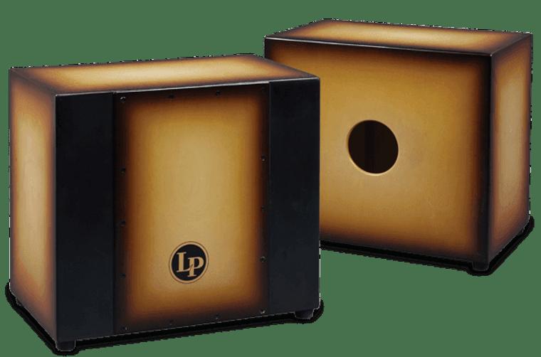 LP Matador Triple Percussion Cajon (M1401VSB)