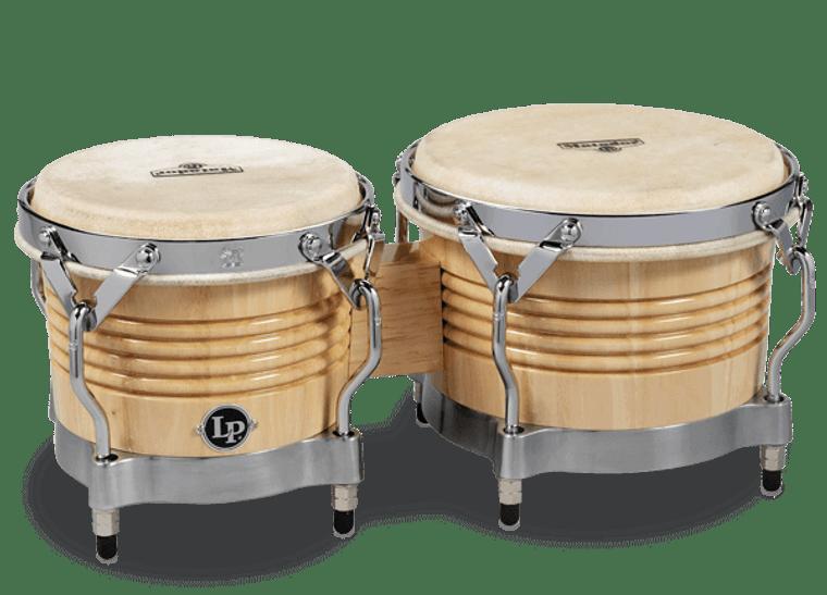 LP Matador Series Wood Bongos (M201-AWC)