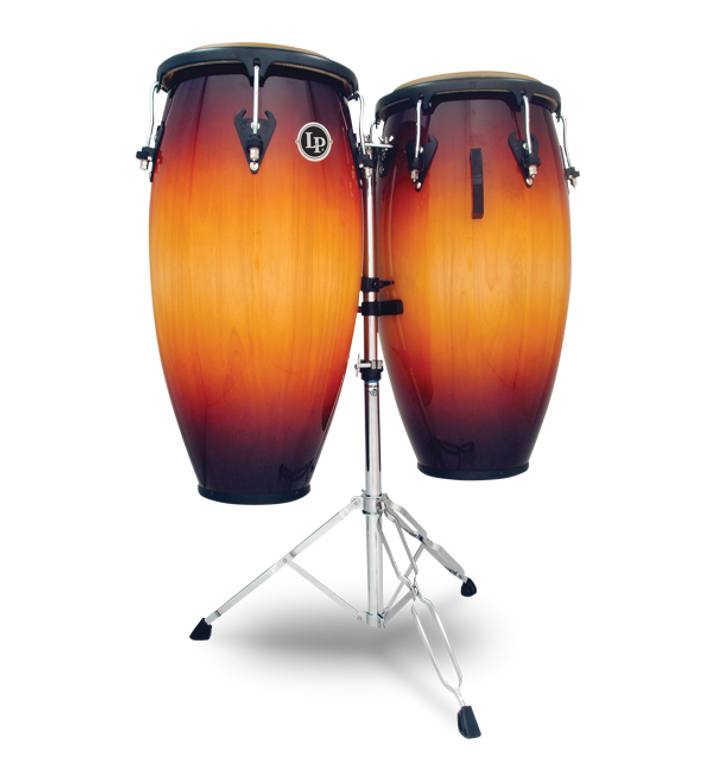 LP Matador Custom Wood Conga Set (M846S-VSB)