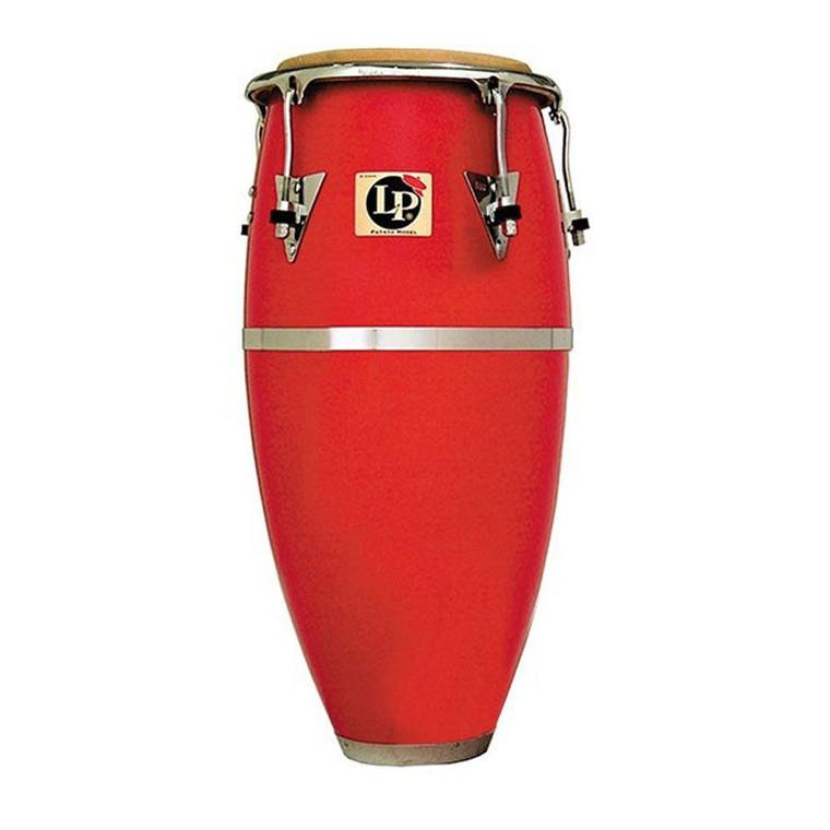 "LP Patato Model 11 3/4"" Conga, Red (LP559X-1RD)"