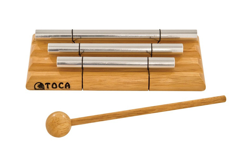 Toca Tone Bars 3 notes w/ Mallet (T-TONE3)