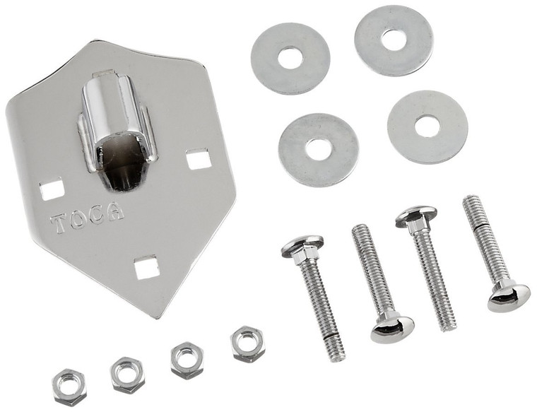 Toca New Style Conga Side Plates with Carriage Bolts for Wood Series (TP-38002-CN)