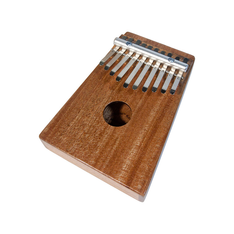 DOBANI 10-Key Kalimba Thumb Piano, Mahogany