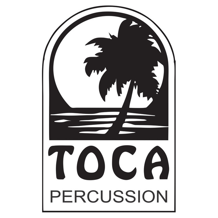 """Toca Sheila E Timbale 15"""" Hoop Black (TP-T1415S-15)"""