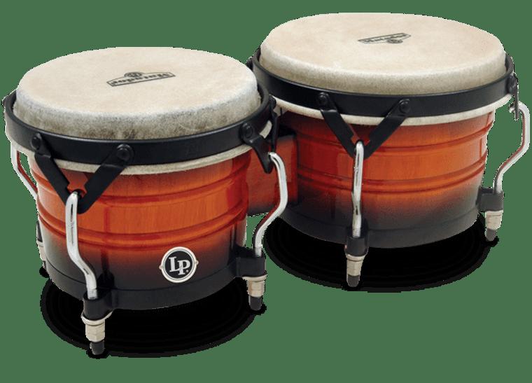 LP Matador Custom Wood Bongo (M301-VSB)