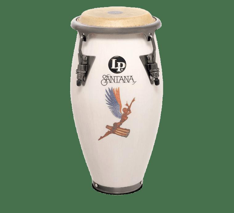 LP Music Collection Santana Mini Tunable Congas (LPM197-SNW)