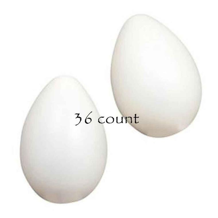LP RhythMix Egg Shakers (LP001-WH)