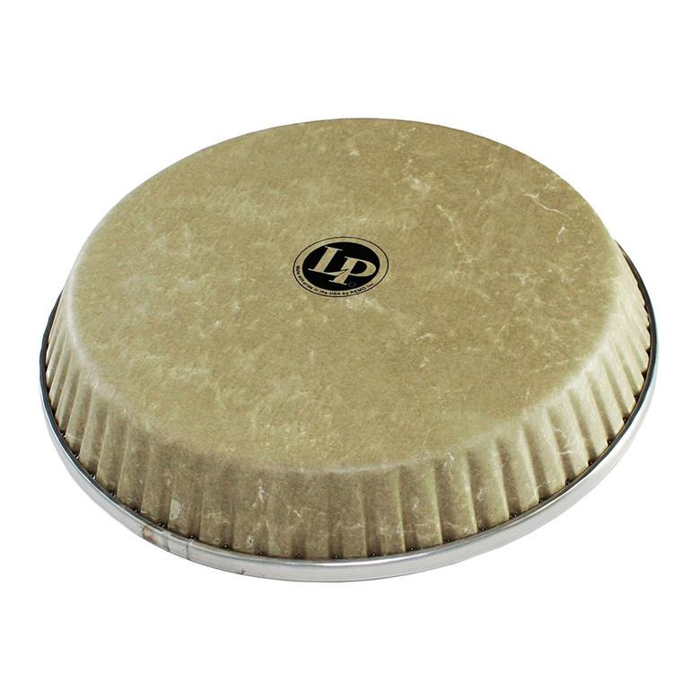 LP 11.06-Inch Fiberskyn Synthetic Bongo Head (LP265AP)
