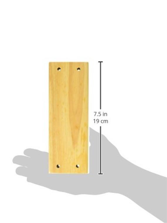 LP Aspire Wood Block w/ Striker Large (LPA211)